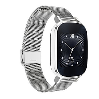Asus Zenwatch 2 WI502Q Metal Band 18mm - Silver