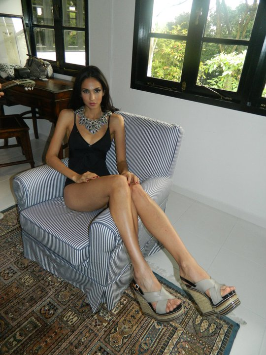 Deborah Henry Miss Universe Malaysia 2011 A Natural