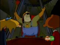 Oye Arnold - El Rey De La Alcantarilla