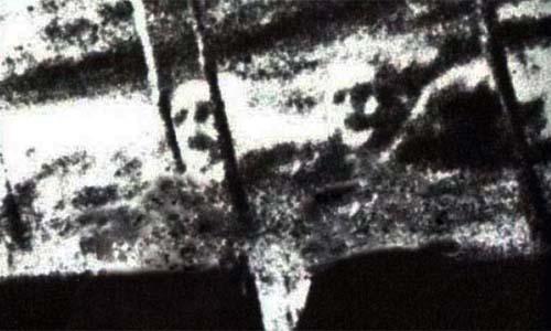 Los fantasmas del SS Watertown