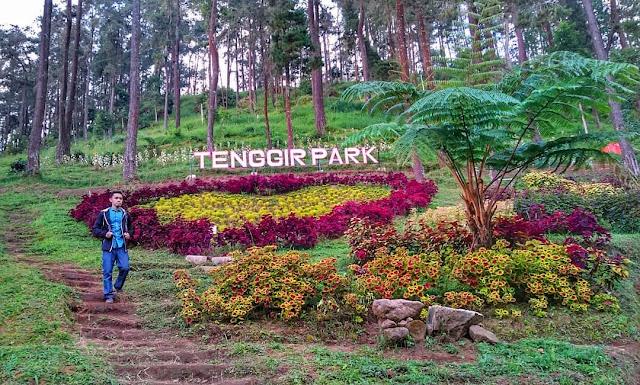 Lokasi Tenggir Park