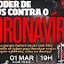 Brasil| Polícia investiga igreja que anunciou imunização contra coronavírus