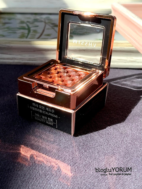 Missha Modern Shadow Italprism Göz Farı beauty hunt incelemesi 7