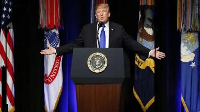 Trump Panik, Dana Pensiun Amerika Bobol Mengalir ke Militer China