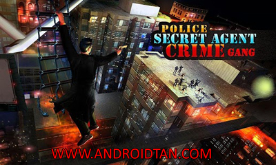 Download Police Secret Agent Crime Gang Mod Apk v1.0.1 (Unlimited Coins) Terbaru