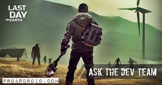 لعبة Last Day on Earth Survival مهكرة باخر تحديث