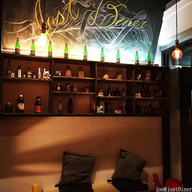 IMG 7376 - 【台中美食】傑斯丹尼-美式原作料理 ,老闆用旅遊的經驗,創造出不同的國家的美食饗宴 @傑斯丹尼@美式料理@早午餐@特製餐點@異國料理
