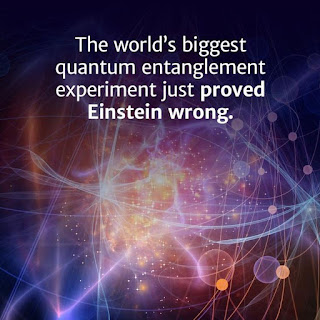 A paradox in quantum mechanics which proved Einstein wrong !