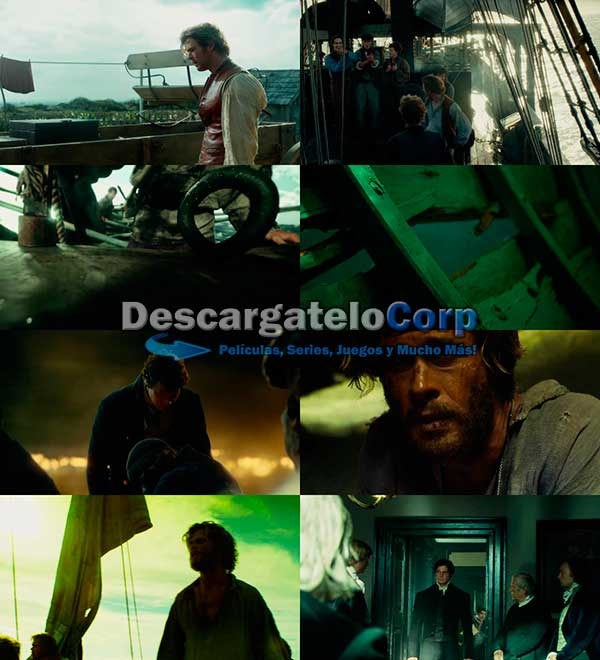 En el Corazon del Mar DVDRip Latino