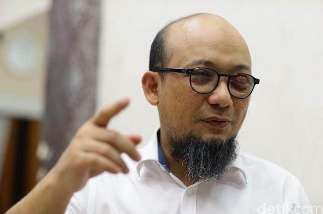Dilaporkan ke Bareskrim, KPK Siap Pasang Badan Bela Novel Baswedan