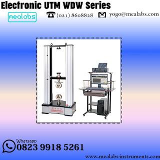 Jual Mesin Uji Tarik WDW-50 & WDW-50E