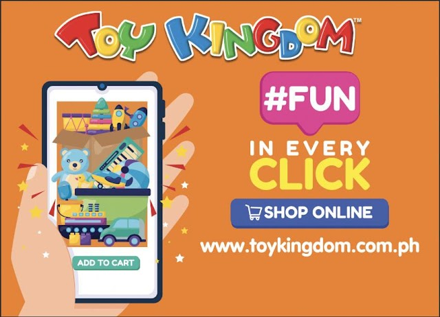 Toy Kingdom Goes Online