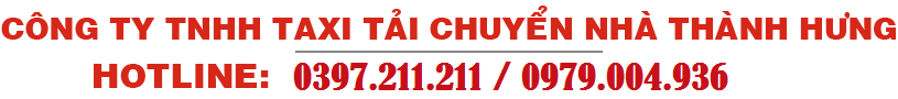 Dịch vụ chuyển nhà trọn gói chuyên nghiệp tại Hà Nội