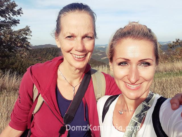 trekking w Toskanii, Dom z Kamienia blog