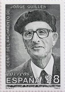 CENTENARIO DEL NACIMIENTO DE JORGE GUILLÉN