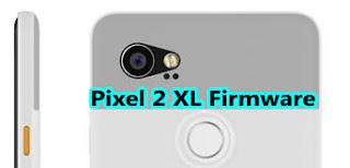 Pixel 2 XL Firmware (Flash file)