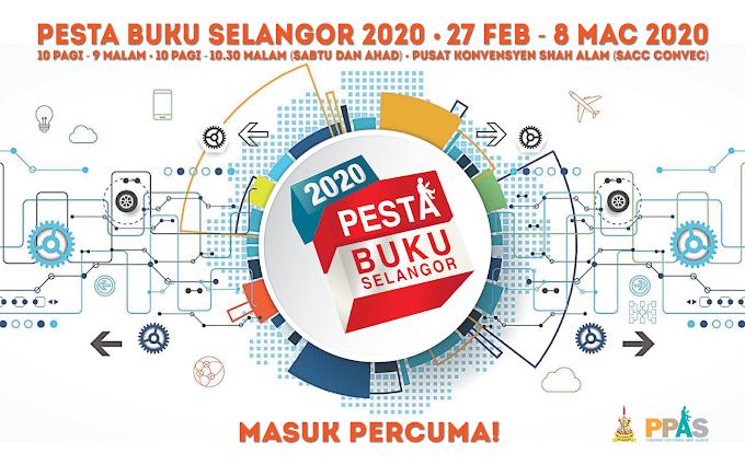 Pesta Buku Selangor 2020