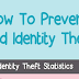 How To Prevent Child Identity Theft #infographic