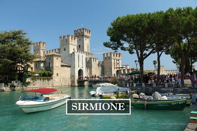 Qué ver en el lago de Garda: la península de Sirmione