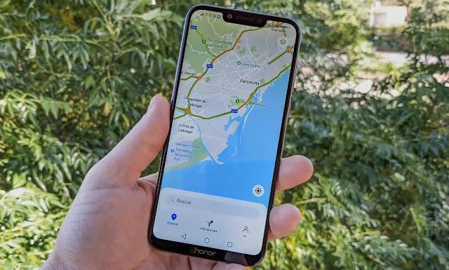 خرائط Petal بديل لخرائط جوجل من هواوي والتي يمكنك التحميل الآن