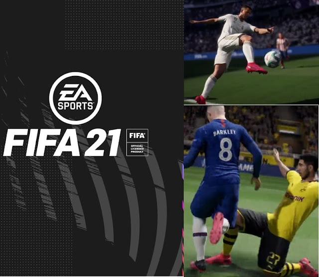 لعبة فيفا 21 FIFA للكمبيوتر