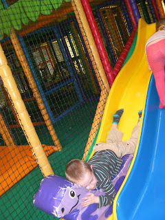 soft play toddlers area krazy kaves portsmouth