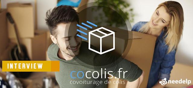 interview cocolis livraison de colis entre particuliers conso collab. Black Bedroom Furniture Sets. Home Design Ideas