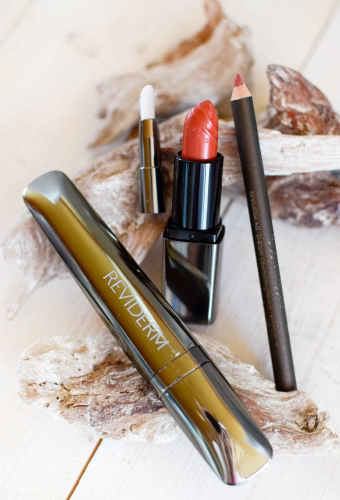 Golden Glow Look von Reviderm, Lippenstift, Ginger