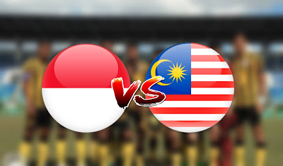 Live Streaming Indonesia vs Malaysia AFF B-18 17.8.2019