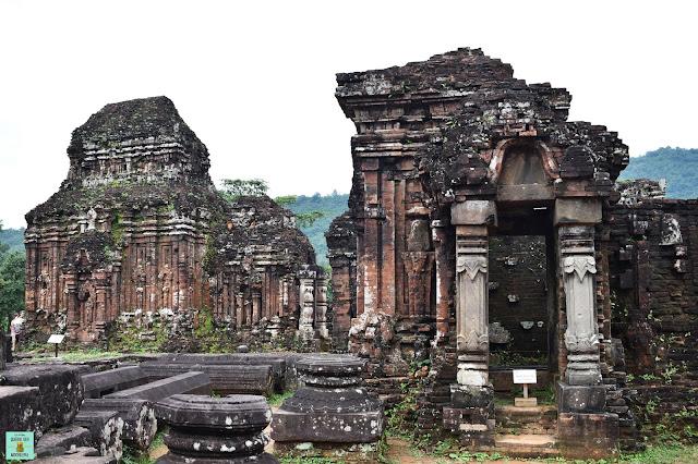 Santuario de My Son, Vietnam