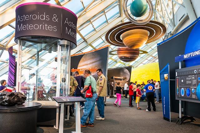 Visita ao Adler Planetarium