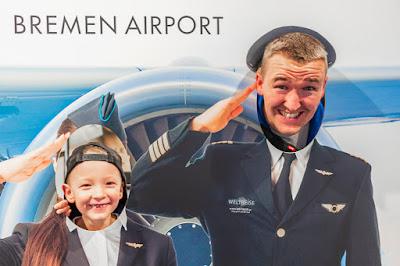 Airport Bremen www.WELTREISE.tv