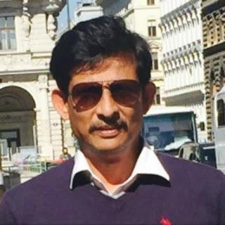 IPS Officer, Mangesh Kashyap