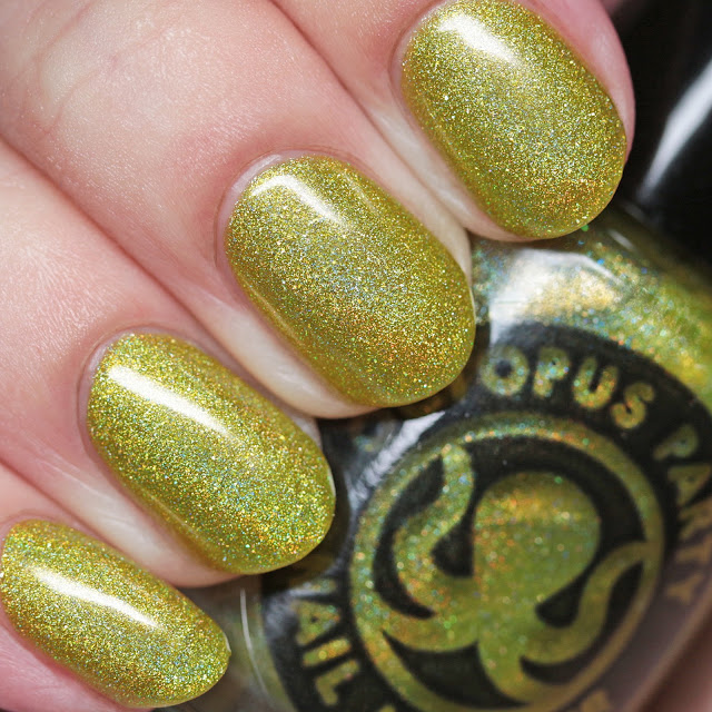 Octopus Party Nail Lacquer Slime's Up