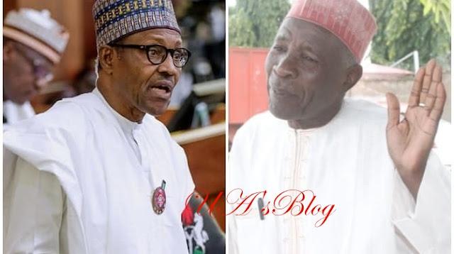 Election Tribunal: Why I criticise Buhari, by Galadima