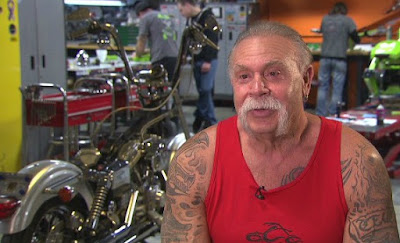 Paul Teutul Sr, American television personality