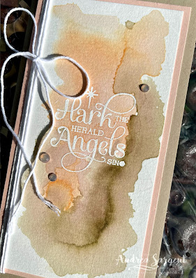 The Angels sing to herald in Christmas and so many blessings.
