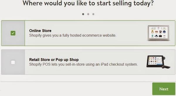 montar uma loja virtual Shopify Brasil
