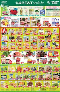 T&T Supermarket Canada Flyer March 30 - April 5, 2018