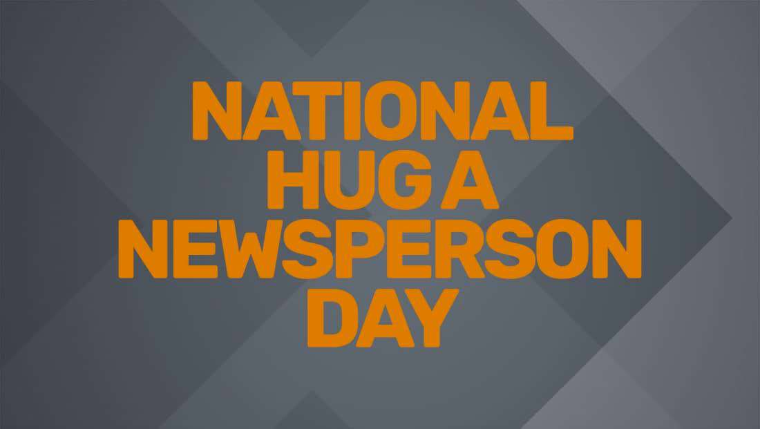 National Hug a Newsperson Day Wishes for Whatsapp