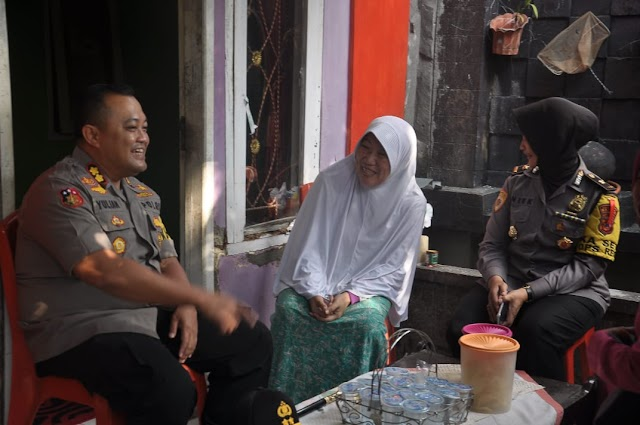 Warakawuri Disambangi Kapolres Banjar Untuk Pererat Silaturahmi