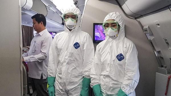 Gelombang Evakuasi dari Wuhan China karena Corona