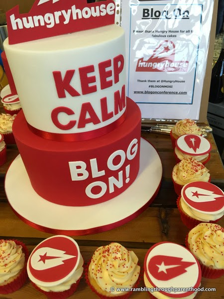 Cake at Blog On MOSI 2015