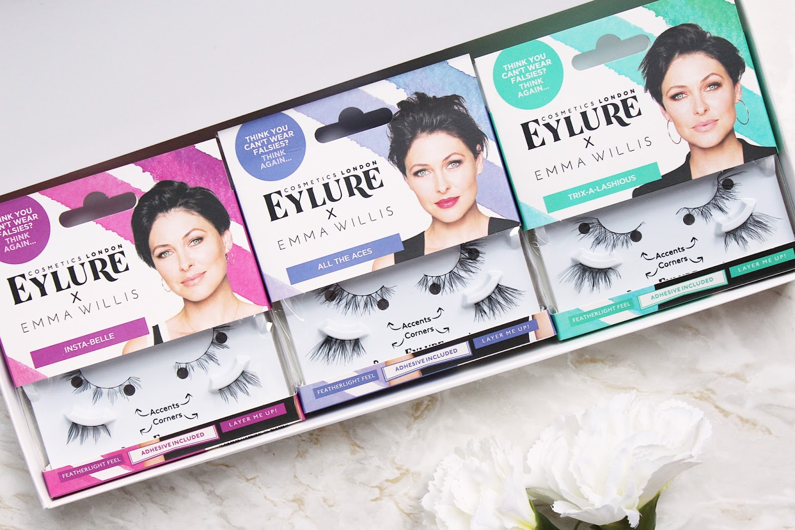 Eylure x Emma Willis Lash Collection
