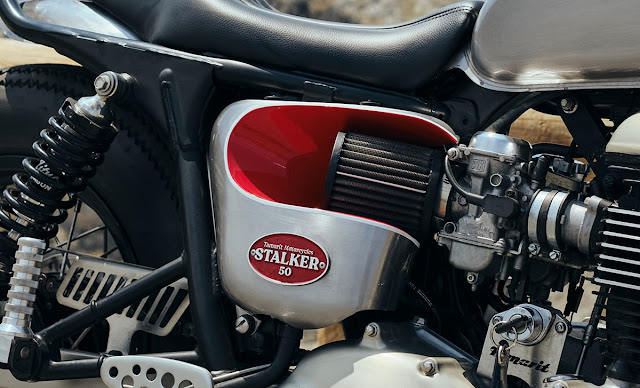 Triumph Thruxton 2006 By Tamarit Motorcycles Hell Kustom