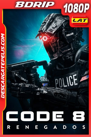 code 8 (2019) 1080p BDrip Latino – Ingles