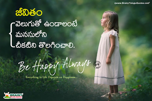 Best Meaning of Life in Telugu-Jeevitham Messages top