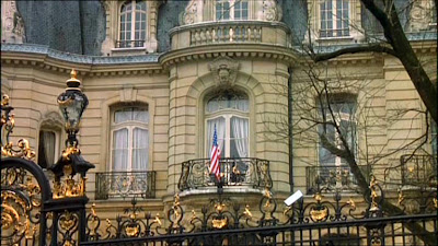 Image result for american embassy in france