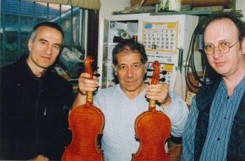 Môi trường và quá trình chơi ảnh hưởng như thế nào tới âm thanh violin