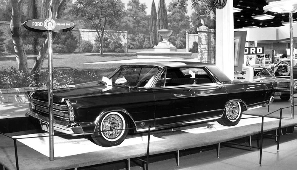 Dream Cars  Ford Show Cars  1965 1968 Ford Show Cars  1965 1968